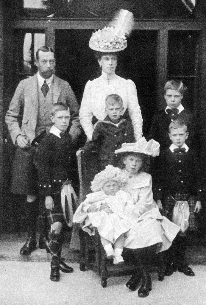 Image Credits: Getty Images/ The Prince and Princess of Wales and their children