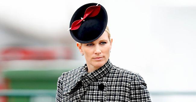 Meet Queen Elizabeth's Eldest Granddaughter Zara Who Is Also Prince George's Godmother