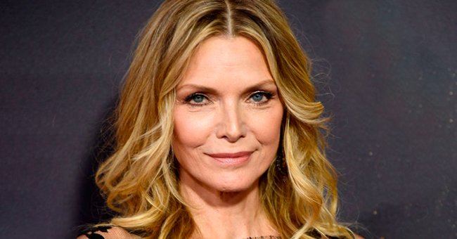 Michelle Pfeiffer pictured at the 69th Annual Primetime Emmy Awards, 2017, Los Angeles, California. | Photo: Getty Images