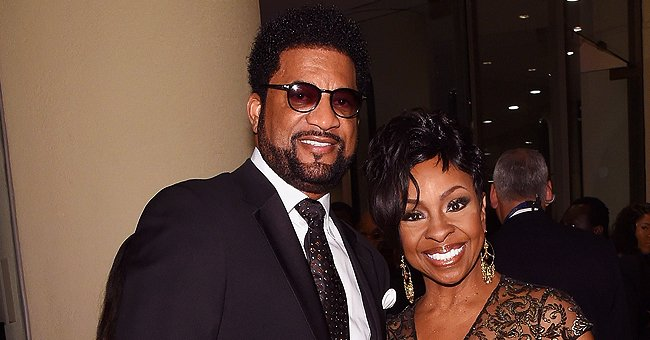 Gladys Knight Looks Gorgeous in a Beige Gown in Pic Shared by Proud Husband William McDowell
