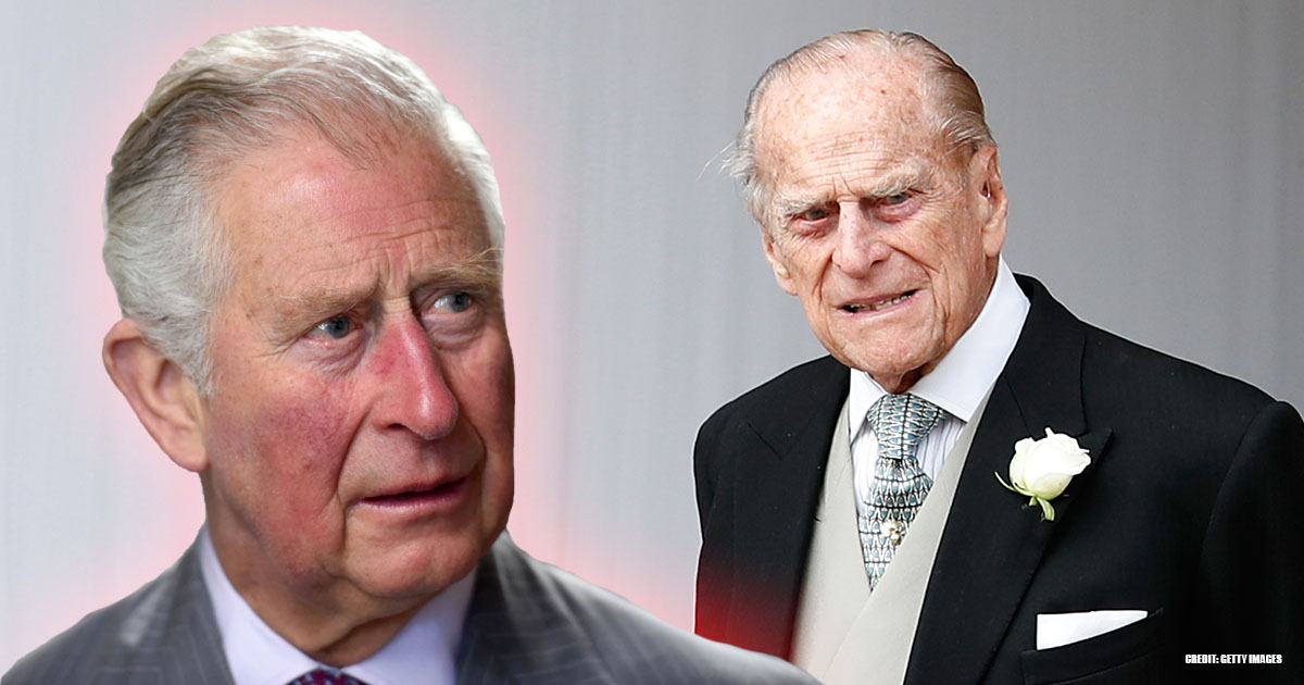 Prince Charles' Complicated Relationship With Prince Philip