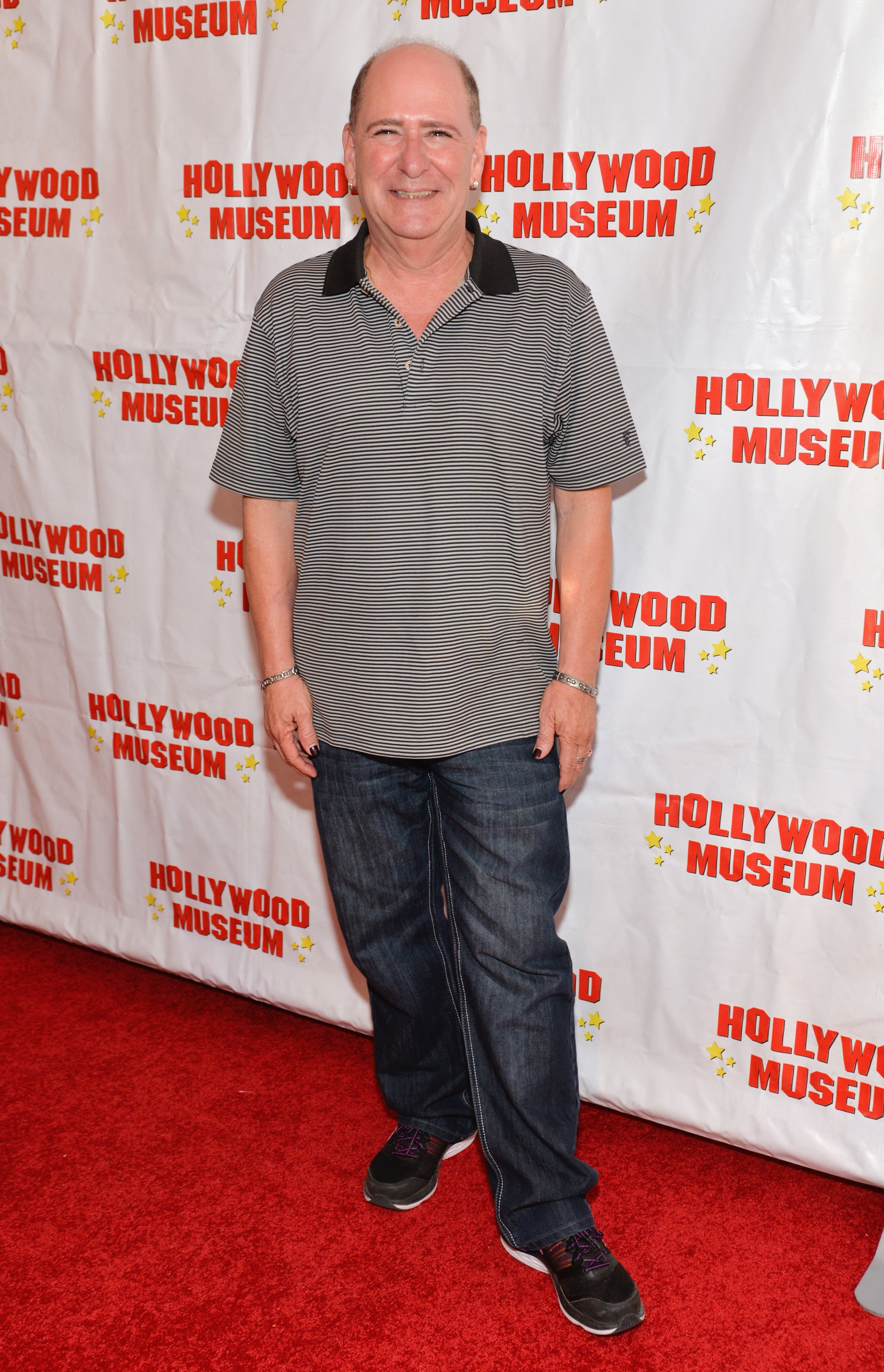 """Larry Mathews attends a preview of The Hollywood Museum's """"Child Stars - Then And Now"""" exhibit at The Hollywood Museum.   Source: Getty Images"""