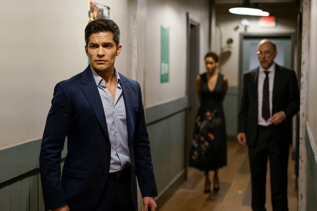 """Dr. Neil Melendez (Nicholas Gonzalez) on an episode of """"The Good Doctor"""" in season 3. 