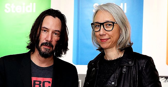 The Blast: Keanu Reeves' Girlfriend Alexandra Grant Asks Court for Restraining Order against a Fan