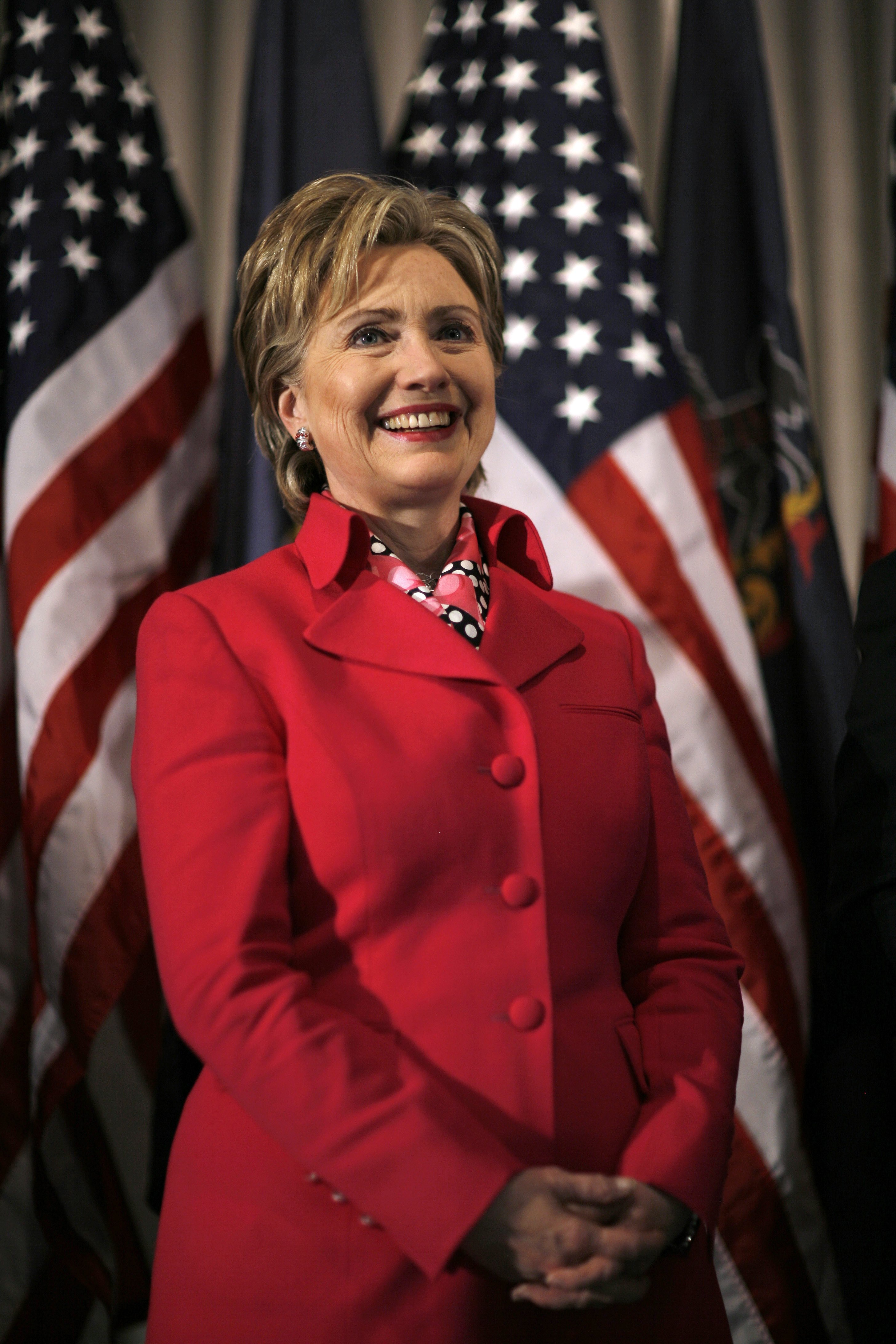Hillary Clinton during her campaign | Image: Getty Images