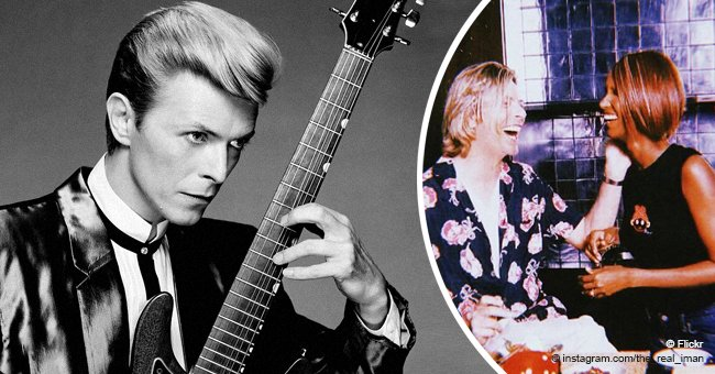 David Bowie's widow pays heart-wrenching tribute on the date of his 72nd birthday