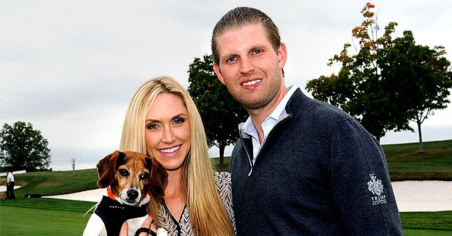 Eric Trump's Wife Lara Shares Photo of 5-Month-Old Daughter Looking Fashionable in Sunglasses