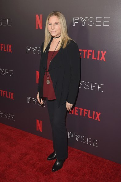 Barbra Streisand attends Barbra Streisand And Jamie Foxx In Conversation At Netflix's FYSEE at Raleigh Studios on June 10, 2018 in Los Angeles, California | Photo: Getty Images