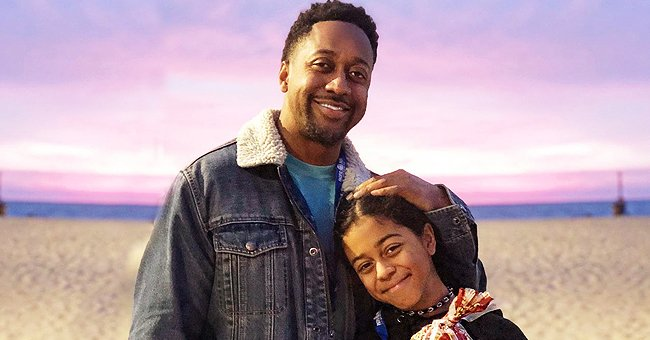 Jaleel White and His Daughter Samaya Spend Special Moment Feeding Ostriches in Recent Snaps