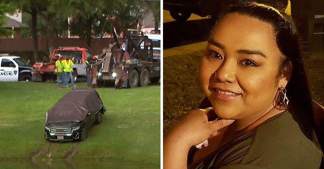 Missing Erica Hernandez's Son, 3, Looks for Mom as Her Car Was Found in a Pond with Body inside