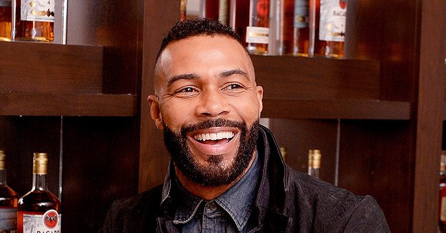 Omari Hardwick Posts a Sweet Throwback Photo with His Parents — Does He Look More like His Dad?