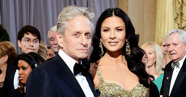 Here's What Catherine Zeta-Jones Says She Has Planned for Valentine's Day with Michael Douglas