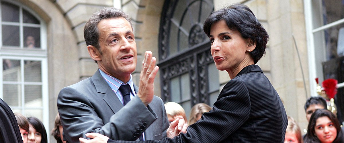 Nicolas Sarkozy et Rachida Dati.  | Photo : Getty Images