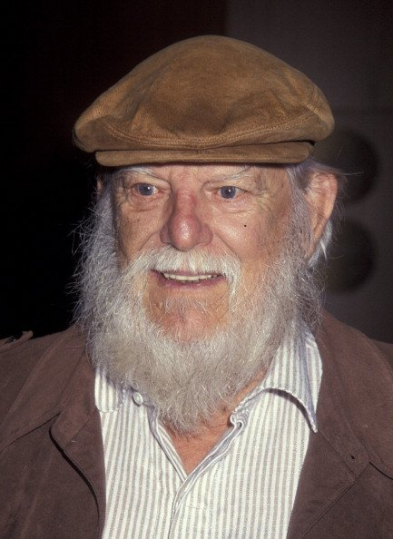 Denver Pyle on November 9, 1992 at the Director's Guild Theater in Hollywood, California. | Photo: Getty Images
