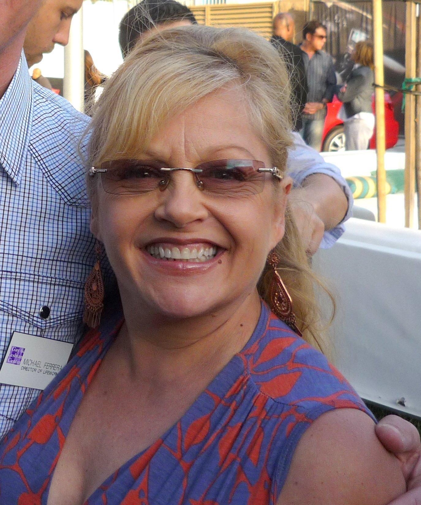 Charlene Tilton in 2010. | Photo: Wikimedia Commons