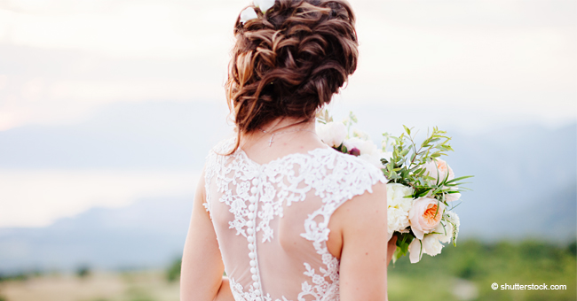 Bride Slammed for 'Terrifically Bad' Wedding Dress She Posted While Asking for Skin Care Advice