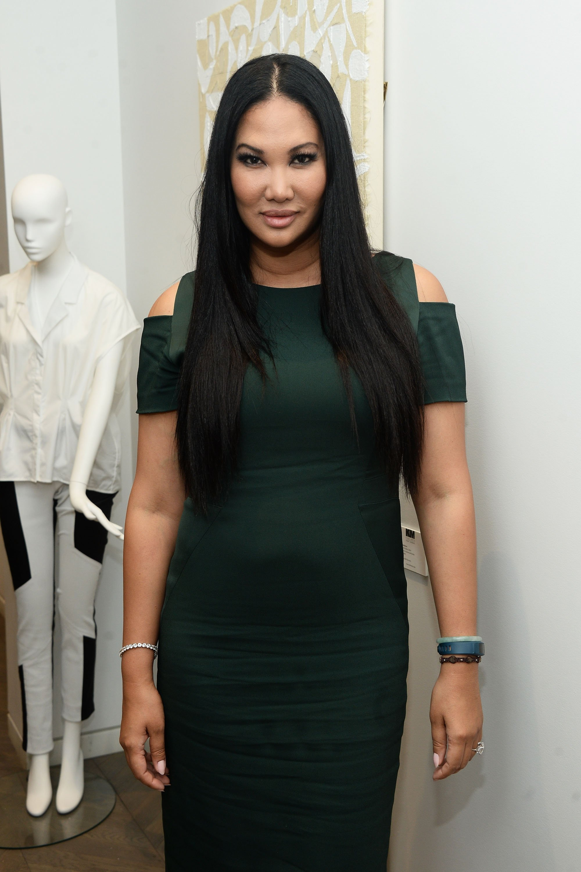 Kimora Lee Simmons is back on business. I Image: Getty Images.