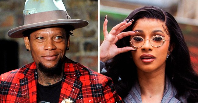 DL Hughley Reveals Why He Believes Cardi B Could Win Office If She's Serious about Politics