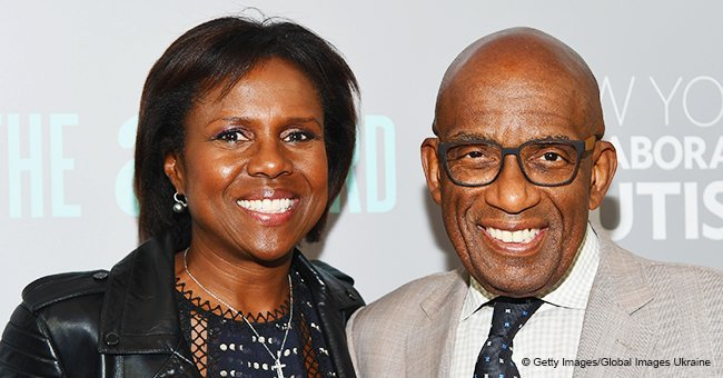 Al Roker has a gorgeous biracial daughter. She looks so much like her dad in lovely family pics