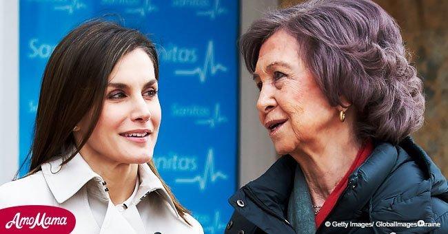5 Gründe, warum die Königinnen Letizia und Sofia einander nicht leiden können