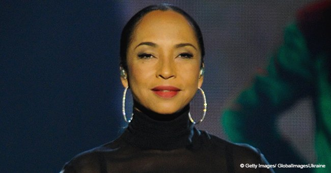 Sade's transgender son looks confident in pics after chest surgery, rocking full beard and mustache