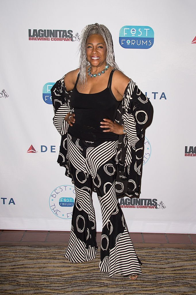 Mary Wilson attending an event in California in November 2016. | Photo: Getty Images