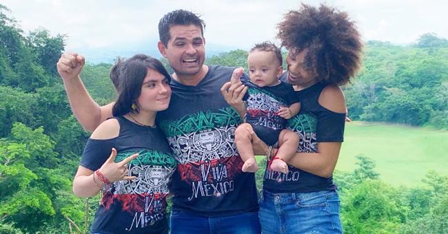 Ferdinando Valencia comparte un dulce mensaje de cumpleaños para su primera hija, Sofía