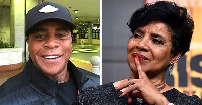 Phylicia Rashad's Ex-husband Ahmad Hugs His Much Younger 5th Wife Flaunting Ombre & Pink Top on Her B-Day