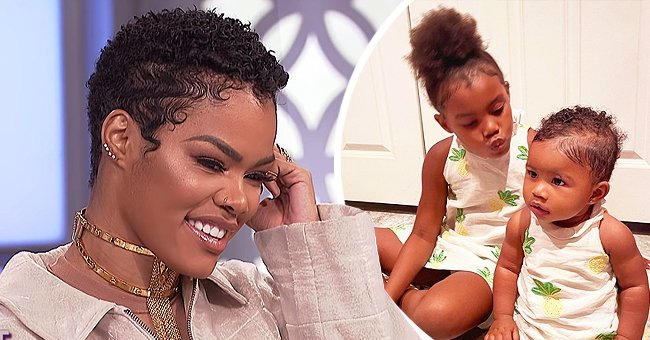 Fans Say Teyana Taylor & Her Husband Have 'Most Gorgeous Children' after Seeing Their Youngest on Her 1st B-Day
