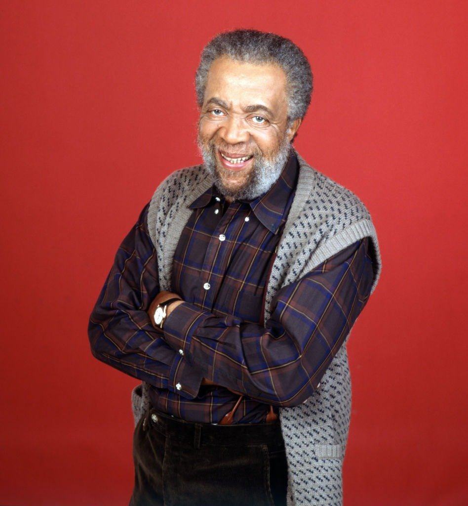 """Whitman Mayo (as Doc Sterling) on """"The Van Dyke Show,"""" a 1988 television series. 