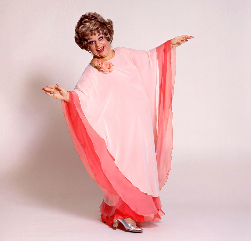 Totie Fields (1930-1978) poses for a portrait in 1970 in Los Angeles, California.   Photo: Getty Images