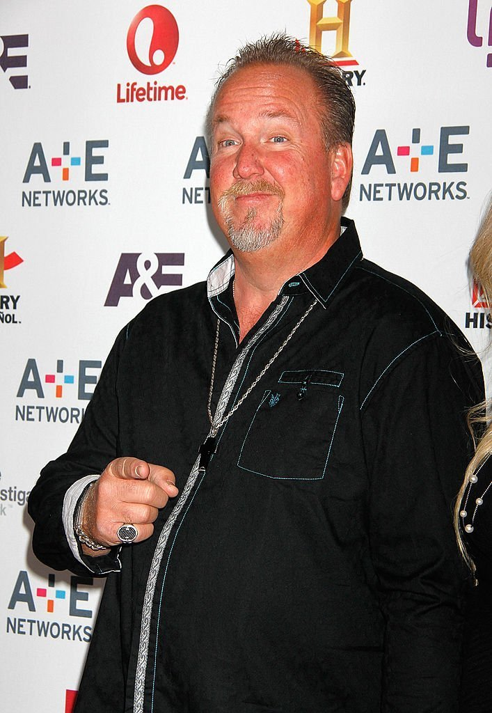 Darrell Sheets attends A&E Networks 2013 Upfront at Lincoln Center on May 8, 2013 in New York City | Photo: Getty Images