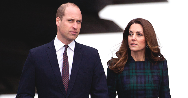 Prince William and Kate Middleton's Plane Encounters an Electrical Storm in Pakistan