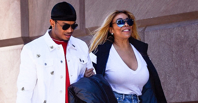 Wendy Williams Spotted in NYC with New Man Who's a 27-Year-Old Convicted Felon