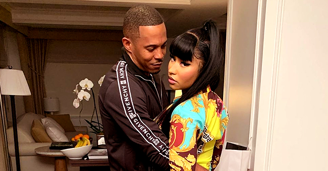 Nicki Minaj Reportedly Marries Boyfriend Kenneth Petty after Less Than a Year of Dating