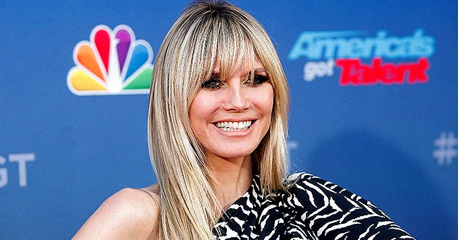 Heidi Klum Talks about Her Sudden AGT Exit and Reveals Why She Couldn't Tell Anyone