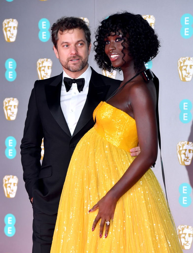Joshua Jackson and Jodie Turner-Smith attending the 73rd British Academy Film Awards held at the Royal Albert Hall, London. | Photo: Getty Images