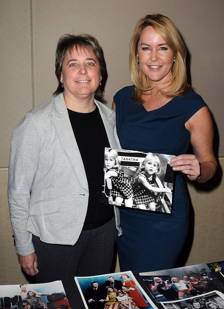 Actress Diane Murphy and actress Erin Murphy attend day 1 of The Hollywood Show | Photo: Getty Images