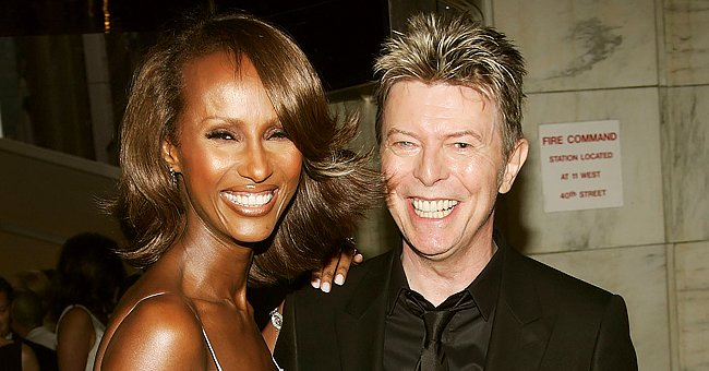 David Bowie's Widow & Supermodel Iman Stuns Fans with Her Age-Defying Beauty in a Recent Selfie