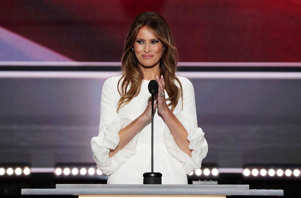 Melania Trump, Republican National Convention, 18. Juli 2016 | Quelle: Getty Images
