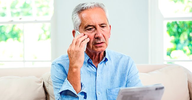 Daily Joke: Two Retired Widowers Have a Phone Call