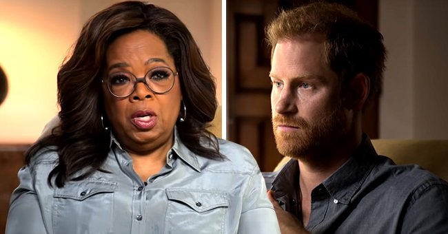Twitter Users Have Mixed Reactions to Prince Harry and Oprah's New Trailer for a Mental Health Series