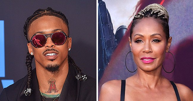 August Alsina Drops a New Song Titled 'Entanglements' after Jada Pinkett Smith Admitted Their Affair