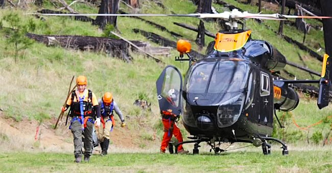 Rescuers Find a Missing 69-Year-Old Fisherman Who Survived 2 Weeks in the Oregon Wilderness