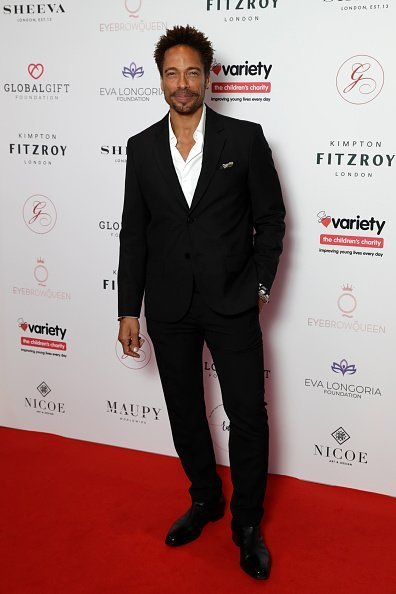 Gary Dourdan at the annual Global Gift Gala London at Kimpton Fitzroy Hotel on October 17, 2019 | Photo: Getty Images