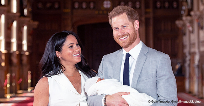 Meghan Markle's 'Most Honest Emotion' in Her First Photo with Baby Archie, According to a Body Language Expert