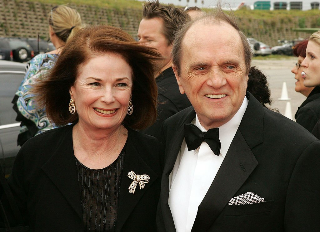 Bob Newhart and wife Ginny arrive at the 2005 TV Land Awards on March 13, 2005 | Photo: GettyImages