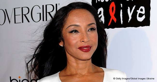 Sade's transgender son shows off scars on his chest in photo after breast removal surgery
