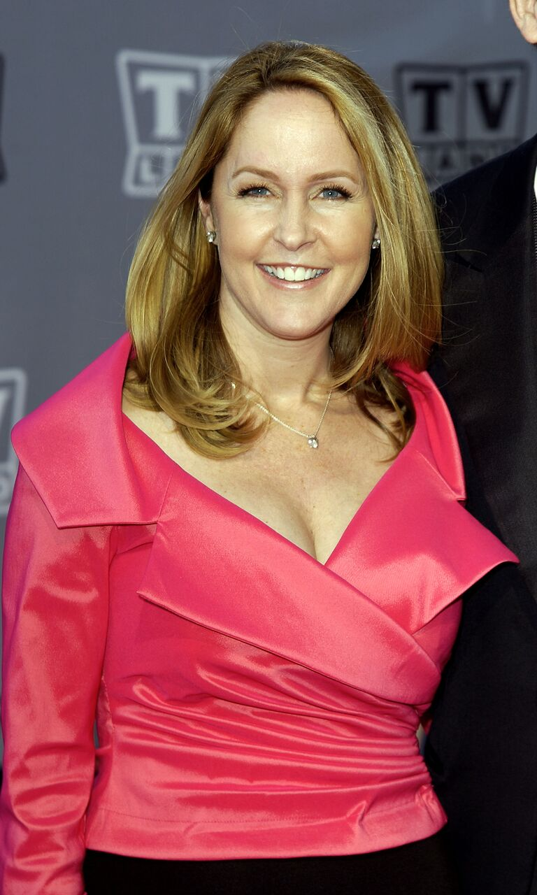 Erin Murphy attends the TV Land Awards 2003. Source: Getty Images