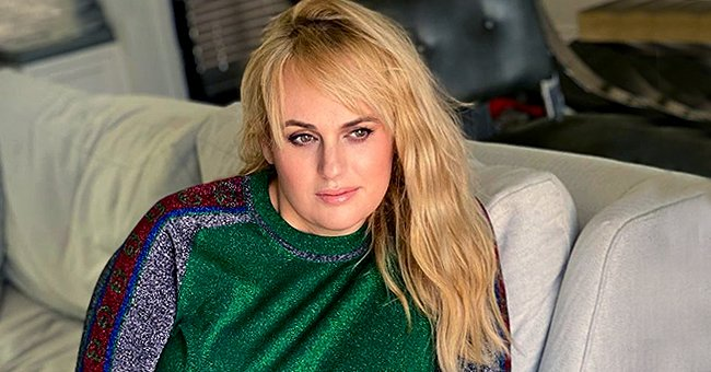 Rebel Wilson Shows Her Slim Figure in a Gorgeous Sparkling Dress — See Fan Reactions